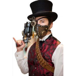 Accesorios de Caballero Steampunk