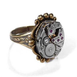 anillos steampunk vip