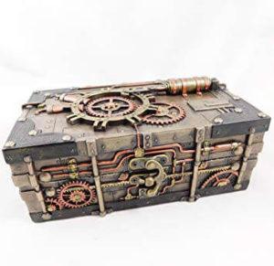 Cajas Steampunk