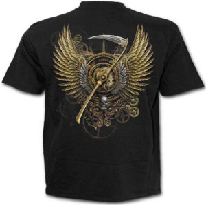 camisetas steampunk