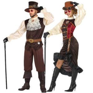 Cosplay y Disfraces Steampunk
