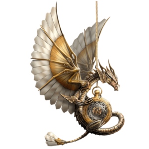 Dragones Steampunk