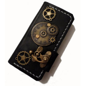 Estuches Steampunk