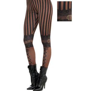 Mallas y Pantalones Steampunk Para Mujer