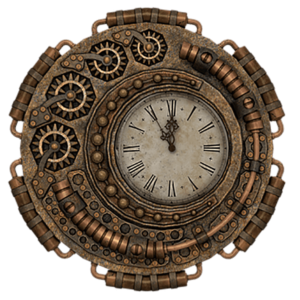 Relojes de Pared Steampunk