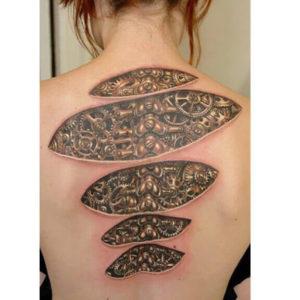 Tatuajes Steampunk