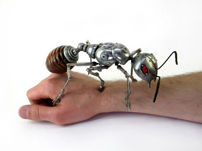 Animal Steampunk Hormigag